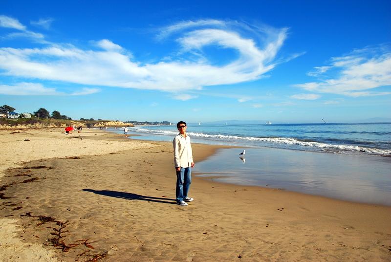 Beach @ Santa Cruz